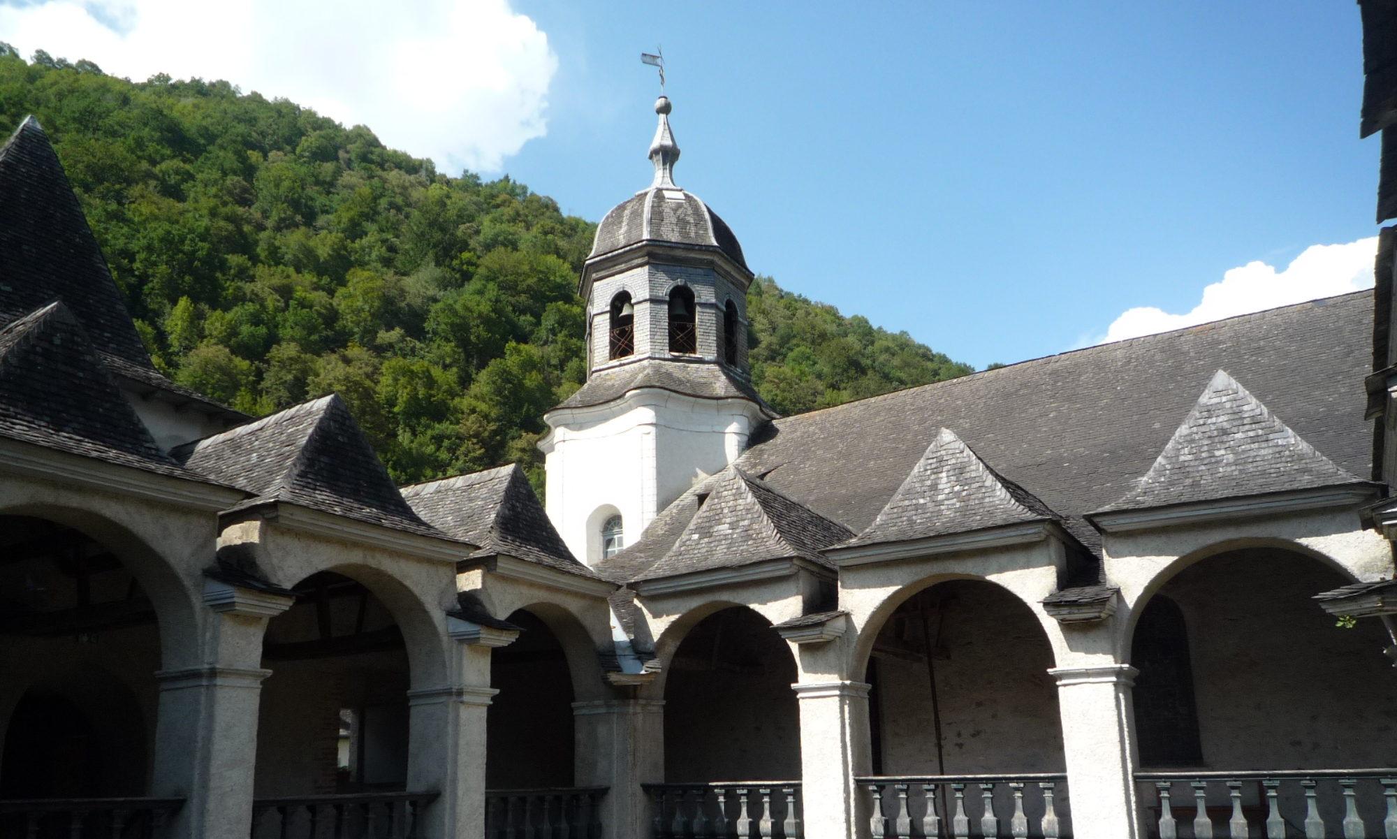 Monastère de Sarrance